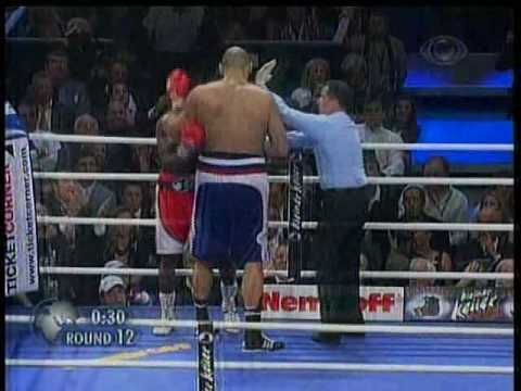 Holyfield vs Valuev Part6 - 20/12/08 - Band