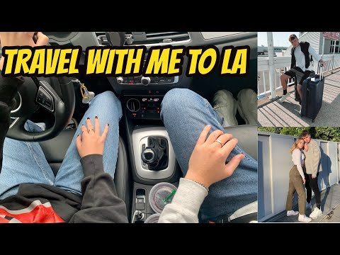 TRAVEL WITH ME TO LA // reuniting with my best friend, universal studios & more!