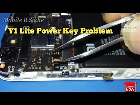 Xiaomi Y1 Lite Y1 Power Button Not Working Jumper Solution || Xiaomi on Off Key Ways