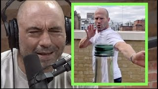Joe Rogan - Jason Statham Has Legit Striking Skills!!