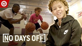 10-Year-Old AMAZING Basketball Prodigy Video