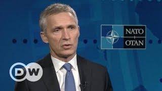 """Генсек НАТО: Россия не может блокировать вступление Украины и Грузии в альянс - """"Немцова.Интервью"""""""