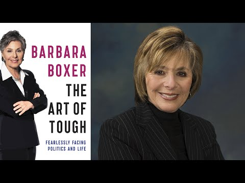 Senator Barbara Boxer on The Art of Tough | 2016 L.A. Times Festival of Books