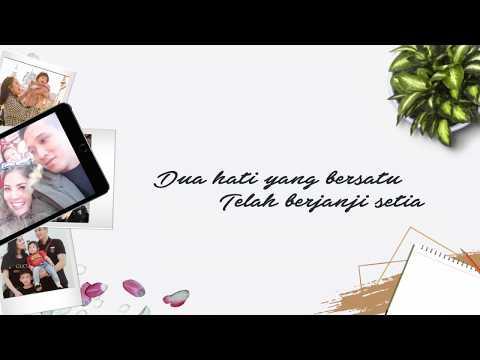 Nindy - Terbiasa Bahagia (Official Lyric Video)