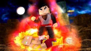 Minecraft: DRAGON BALL 🤜🤛 #4 - SOU O MAIS FORTE DE TODOS !! ‹ Ine ›
