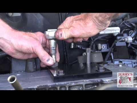 Toyota Head Bolt Repair using TIMESERT Universal Head Bolt Thread Repair kit