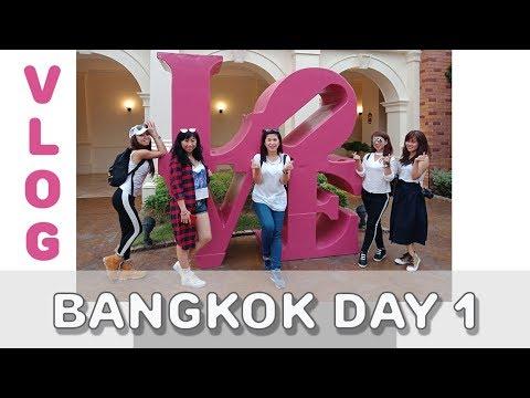 Vlog - Trip to Bangkok Chapter One
