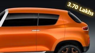 Maruti Suzuki Launching Mini SUV at ₹ 3.70 lakh in September 2019?   Maruti Suzuki S Presso