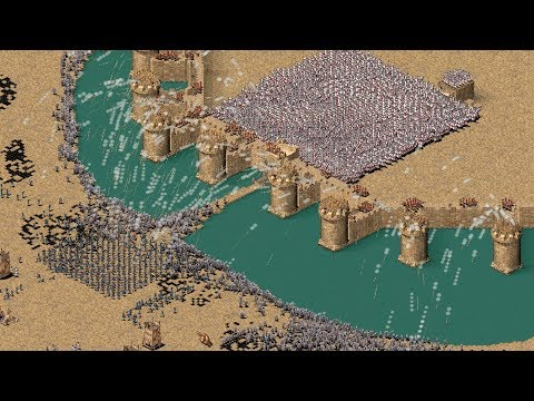 THE UNBREAKABLE CASTLE - Stronghold Crusader