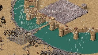 THE UNBREAKABLE CASTLE - Stronghold Crusader HD