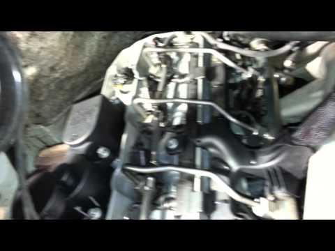 Ремонт двигателя 646 спринтер 95