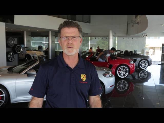 2017  718 Boxster Launch Event at Pacific Porsche