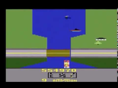 "TAS: River Raid ""Fastest Completion"" by Lord Tom"