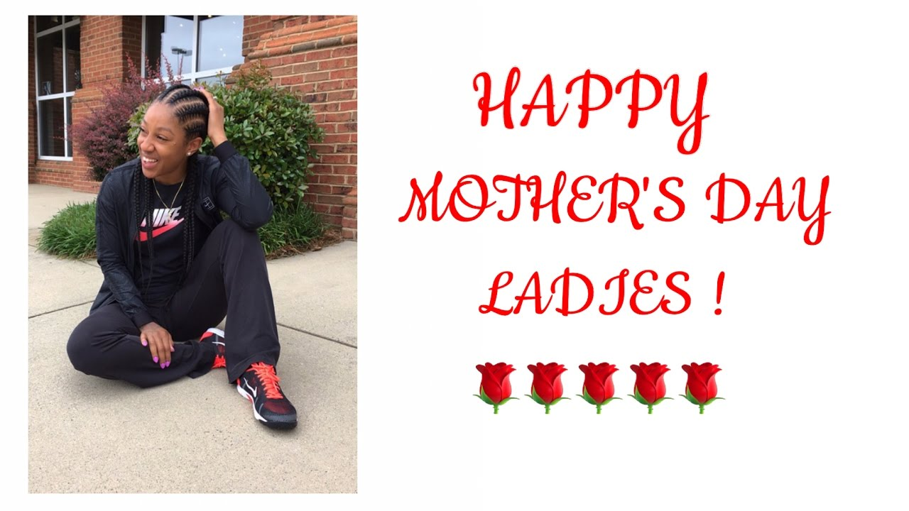 Happy Mother's Day ladies!