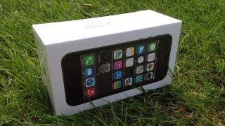 iPhone 5S: распаковка(, 2013-09-20T16:49:29.000Z)