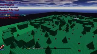 The Blockland Show Episode 2: Dodgeball / Blockland vs Roblox