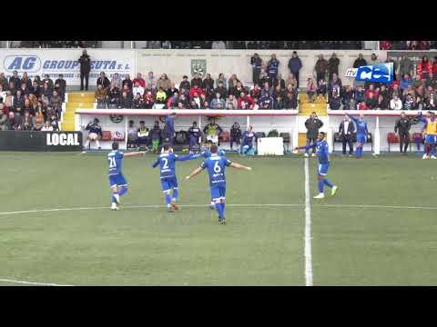 La AD Ceuta cae por la minina ante el Xerez Deportivo (1-0)