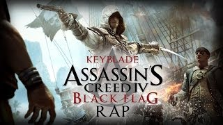 Repeat youtube video ASSASSIN'S CREED IV: BLACK FLAG RAP - Izad La Bandera | Keyblade