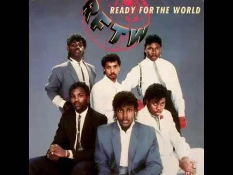 ALBUM FLASHBACK.......READY FOR THE WORLD(1ST ALBUM)....DJ DIGGS