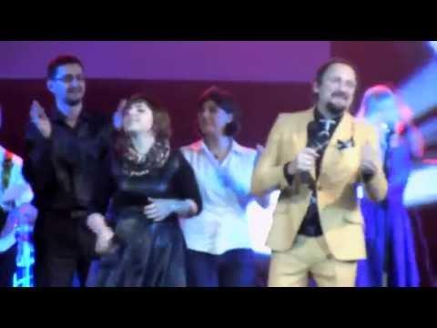 Видео: Королева Вдохновения со Стасом Михайловым в Новосибирске 31 10 15