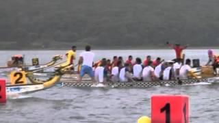 Финал мужчины Кубок губернатора по гребле на драконах 2015