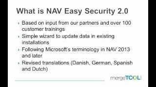 NAV Easy Security 2.0