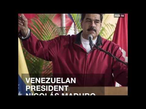 Venezuela Pulls Spanish Language CNN After Investigative Report into VP