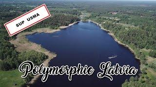 Polymorphic Latvia #06 - SUP Usma