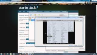 видео Установка Ubuntu Studio часть 1
