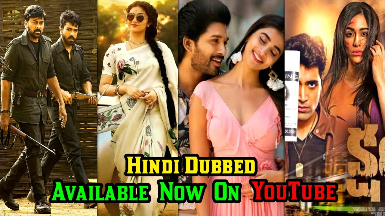 8 Big New Released South Hindi Dubbed Movies Available On YouTube   Part-143  