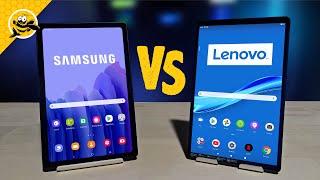 Samsung Galaxy Tab A7 vs. Lenovo Tab M10 FHD Plus - Which One is Better?