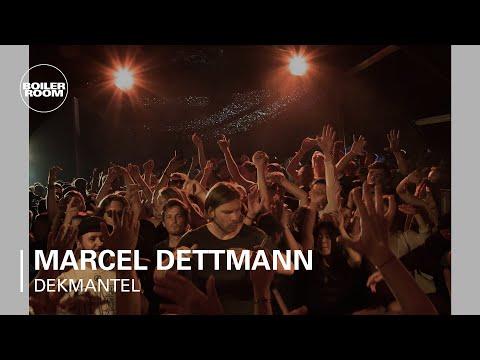 Marcel Dettmann Boiler Room x Dekmantel Festival DJ Set