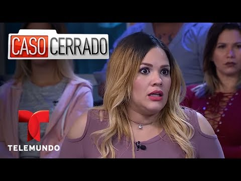 Caso Cerrado | Home Contractor Caught His Wife In Bed With Him!😂🏠😬| Telemundo English
