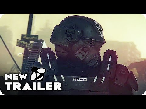 STARSHIP TROOPERS: TRAITOR OF MARS  2017 Animated Starship Troopers Sequel