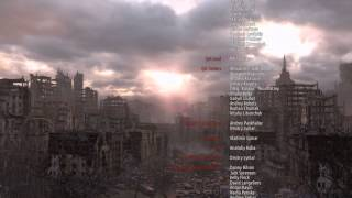 METRO: Last Light Good Ending Theme (титры)