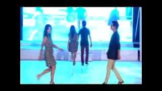 Part{11/18} Fashion Show  - Western Dress Round