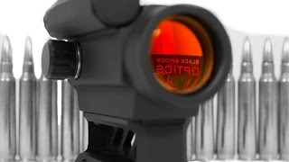 Spikes Tactical Red Dot Sight (Black Spider Optics) Review