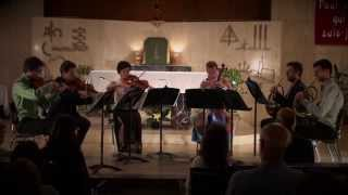 Beethoven Sextet (2/3) for 2 Horns and Strings, Op. 81b