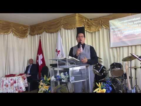PERDURABLE SOBRE LA EDIFICACION, PREDICA PASTOR DANIEL VERA. IEAN JESUS ZURICH