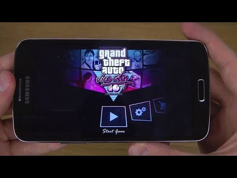 GTA Vice City Gameplay On Android