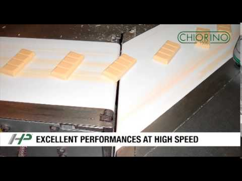 Chiorino Conveyor belts. 360° Solutions for Food and Packaging