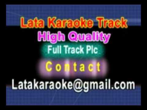 Tu Laali Hai Savere Wali Karaoke Abhi To Jee Lein {1977} Lata,Kishore Kumar