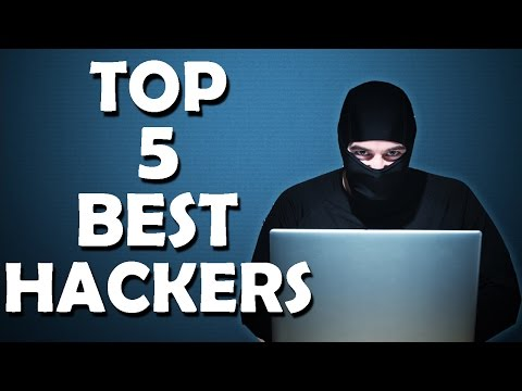 The Most famous hackers worldwide! (Top 5)