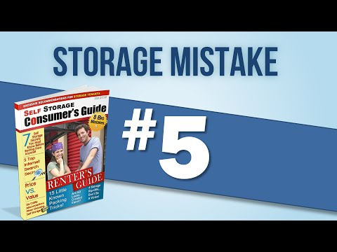 Austin storage rental: Mistake #5: Choosing Storage Rental Without Managers That Live On-Site.
