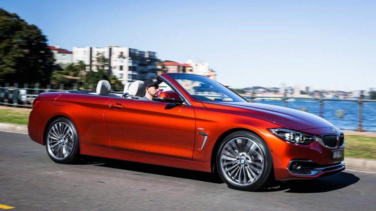 2017 BMW 420i Convertible Review - YouTube