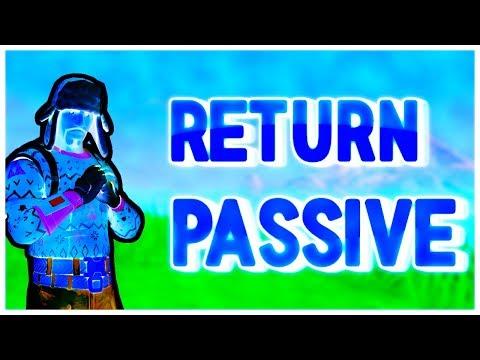 RETURN PASSIVE (season 10)