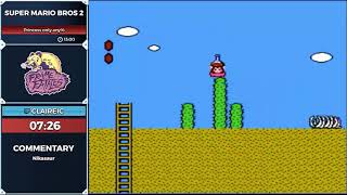 Super Mario Bros 2 by Claireic in 12:38