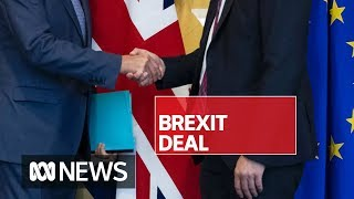 Boris Johnson says 'great new deal' reached on Brexit | ABC News
