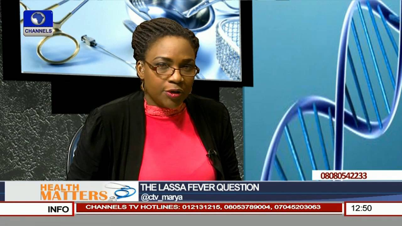 Health Matters Dwells On The Lassa Fever Question Pt 2