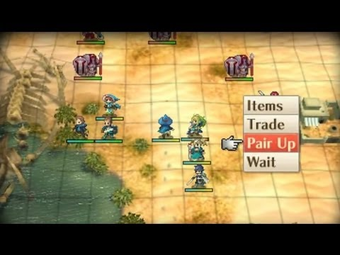 Fire Emblem Awakening - Trailer FR 1 (3DS)
